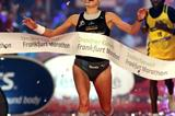 PB victory for Sabrina Mockenhaupt in Frankfurt (Victah Sailer)