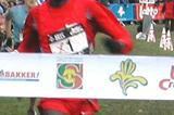2003 Iris Crosscup winner: Paul Tergat of Kenya (Heerinckx)