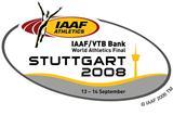 IAAF / VTB Bank World Athletics Final 2008 logo (IAAF.org)