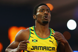 Jamaican sprinter Rasheed Dwyer (Getty Images)