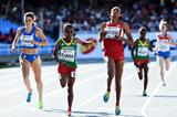Samantha Watson winning the girls' 800m at the IAAF World Youth Championships, Cali 2015 (Getty Images)