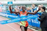 Wilson Chebet takes down the course record in Amsterdam (organisers)