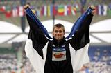 Margus Hunt of Estonia in Beijing - Shot and Discus winner (Getty Images)