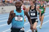 Bernard Lagat kicks for home to win the 5000m at the 2013 US Championships (Getty Images)