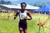 Catherine Chikwakwa of Malawi in action (M. Ouma)