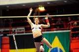 Three more World junior records for Angelica Bengtsson in Stockholm, all the way to 4.63m (DECA Text&Bild)