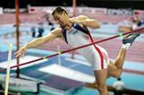 Roman Sebrle in the men's Heptathlon vaults 5m - Madrid (Getty Images)