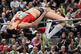 Another 2.00m clearance for Anna Chicherova, this time in Antwerp (Nadia Verhoft)