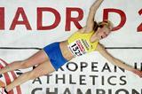 Carolina Klüft (SWE) - Pentathlon - Madrid (Getty Images)