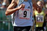 Jeremy Wariner wins the 400m in 44.84 - 65th Modesto Relays (Kirby Lee)