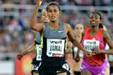 Maryam Jamal wins at the Diamond League meeting in Stockholm (DECA Text & Bild)