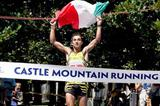 Italy's Bernard Dematteis wins the WMRA Grand Prix in Arco di Trento (Organisers)