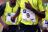 Wilson Kiprop on his way to an unexpected win in Rovereto (Lorenzo Sampaolo)
