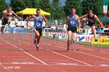 Tom Pappas and Roman Sebrle in action (IAAF)