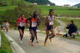Abeylegesse leads the field in Elgoibar (Iñigo Gallaga)
