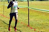 Mercy Cherono winning the 6km junior women's race in Kericho, Kenya (Omulo Okoth)