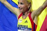 Women's 5000m Olympic champion Gabriela Szabo (© Allsport)