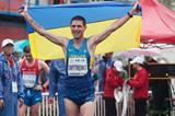 Ukrainian race walker Ruslan Dmytrenko (Getty Images)