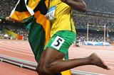 Three world records, three gold medals: Usain Bolt, the new king of sprinting (Getty Images)