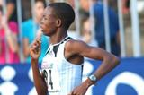 Dorcus Inzikuru of Uganda sets a new World Best in the women's 2000m Steeplechase in Milan GP (Lorenzo Sampaolo)