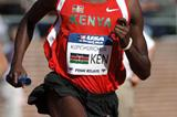A 3:52.8 1600m leg --the fastest ever at Penn-- by Alex Kipchirchir anchored Kenya to victory in the DMR at the Penn Relays (Kirby Lee/Image of Sport)
