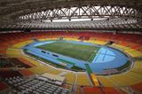 Luzhniki stadium, Moscow (ARAF / LOC Moscow 2013)