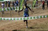 Geoffrey Mutai dominates the field in the Iten XC (Ignatius Kemboi / Ginadin Communications)