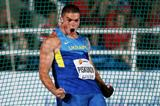 Hlib Piskunov at the IAAF World Youth Championships, Cali 2015 (Getty Images)