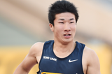Japanese sprinter Yoshihide Kiryu (Getty Images)