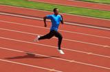 Ashton Eaton training in Eugene (Getty Images)