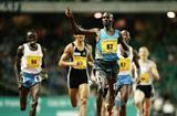Daniel Kipchirchir Komen wins the 1500m at the Paris Golden League meeting (Getty Images)