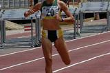 Maria Laura Almirão Of Brazil in the heats of the 400m - South American Champs (Luis Alfonso Ramírez)