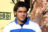Omar El-Ghazaly (Egypt) winner of the Discus in Mauritius (Mark Ouma)