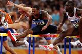 David Payne in the 2008 Olympic semi-finals. He went on to take the silver. (Getty Images)