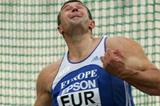 Virgilijus Alekna competing at the 2006 World Cup (Getty Images)