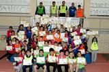 IAAF / Nestlé Kids' Athletics at the National Sport Academy in the capital city of Sofia, Bulgaria (c)
