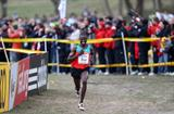 Joseph Ebuya on his way to winning the World Cross Country Championships in Bydgoszcz (Getty Images)