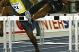 Dayron Robles blasts 13.05 in Linz (Photo Plohe)