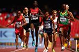 Asbel Kiprop in the 1500m heats at the IAAF World Championships, Beijing 2015 (Getty Images)