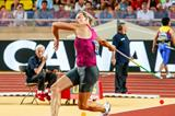 Barbora Spotakova at the 2014 IAAF Diamond League meeting in Monaco (Philippe Fitte)