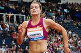 The Netherlands' Dafne Schippers in action in the 200m (Getty Images)