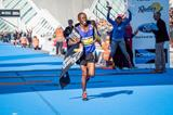 John Mwangangi after winning the 2015 Maraton Valencia Trinidad Alfonso (Organisers)