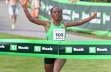 Big win for Aheza Kiros in the Cape Elizabeth 10Km (Victah Sailer)