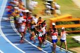 Boys' 10,000m race walk at the IAAF World Youth Championships, Cali 2015 (Getty Images)