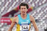Roman Valiyev of Kazakhstan (AFP / Getty Images)