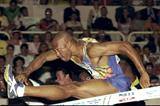 Mark Crear at the 1998 IAAF Golden League meeting in Monaco (Getty Images)