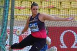 Sandra Perkovic maintains her winning streak at the 2013 Monaco Diamond League (Philippe Fitte)