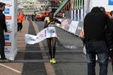 Eunice Kales wins the 2013 Brighton Marathon (Organisers)