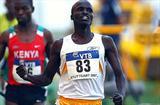 Edwin Cheruiyot Soi - 3000m / 5000m  winner in Stuttgart (Getty Images)