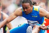 Another sub-13 for Aries Merritt, this time in Berlin (Gladys Chai van der Laage)